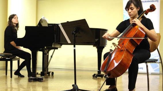Becas de Formación de Música y Danza