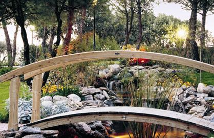 araceli incorpora los jardines puente cultural a su grupo