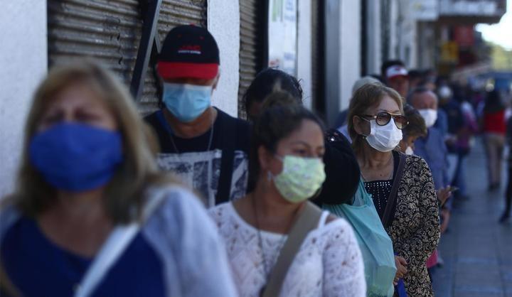 El coronavirus sí se transmite por el aire