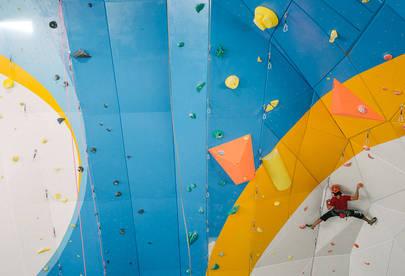 El mayor centro de escalada de la Comunidad de Madrid abre en Alcobendas