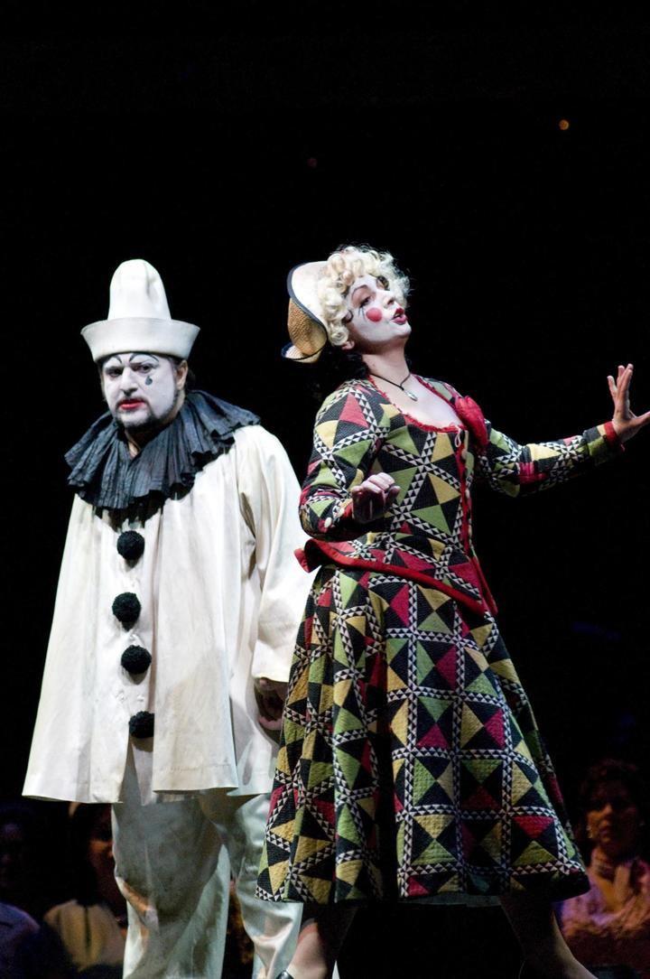 Ópera Pagilacci en el Teatro Adolfo Marsillach de Sanse
