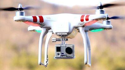 La DGT estrena 5 drones en el Puente de Mayo
