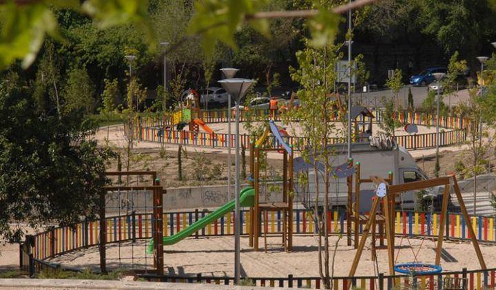 El Partido Popular solicita la reapertura de las zonas recreativas infantiles de los parques de San Sebastián de los Reyes
