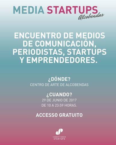 Encuentro entre Startups, emprendedores y periodistas