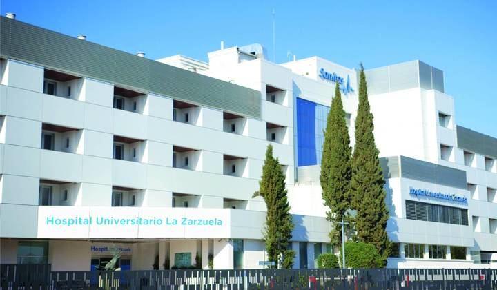 Sanitas montará hospitales de campaña en La Moraleja y La Zarzuela