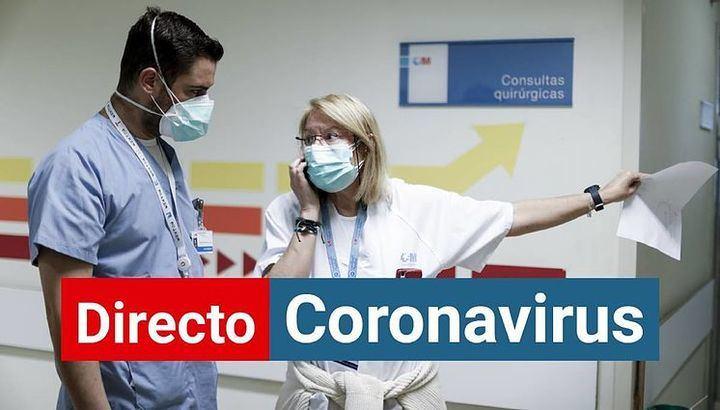 El Gobierno recomienda a los sanitarios con síntomas leves de coronavirus reincorporarse a los 7 días