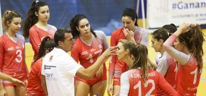 Guillermo Gallardo renueva como técnico del Club Voleibol Alcobendas