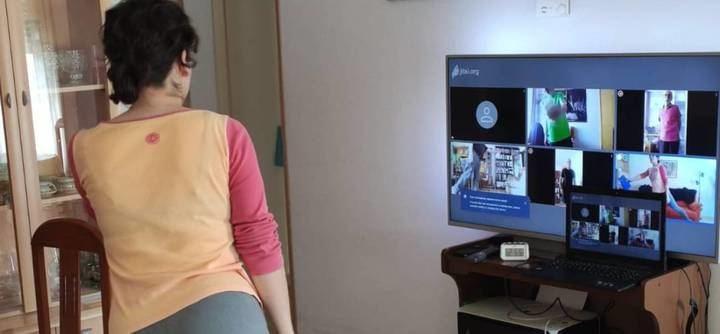 La Asociación de Parkinson AlcoSSe ofrece terapias online