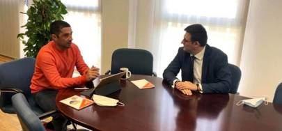 Alcobendas y 'Sanse' comienzan a diseñar medidas conjuntas para salir de la crisis