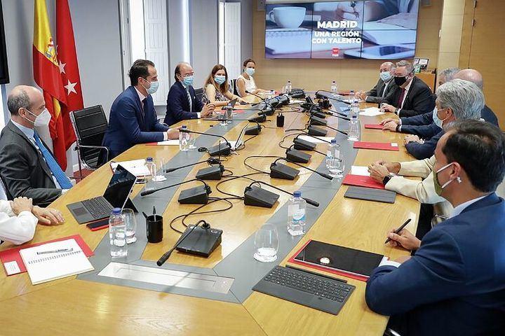 La Comunidad inyecta 40 millones de euros para la transformación digital de las universidades