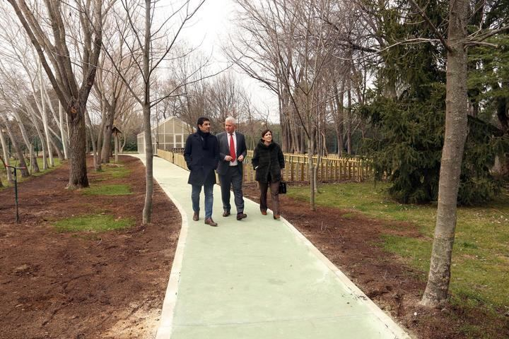 Nuevo paseo del Aula de Naturaleza