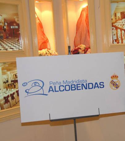 Séptimo aniversario de la Peña Madridista Alcobendas