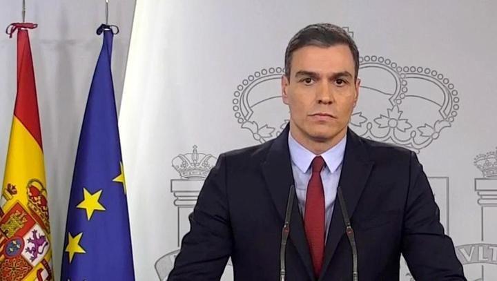 Pedro Sánchez: ``En siete días todo ha cambiado´´