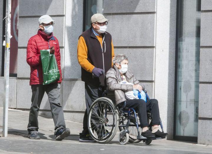 La Comunidad de Madrid registra 12.352 casos positivos por coronavirus y 1.535 fallecidos