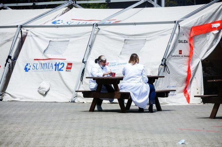 Estabilidad en los fallecidos con COVID en la Comunidad de Madrid, con 44 más en 24 horas