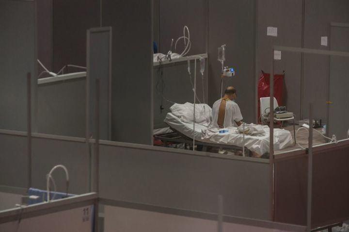 Los fallecidos diarios con COVID en la Comunidad de Madrid caen a 38 y también bajan los infectados