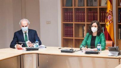 Optimismo en la Comunidad de Madrid tras reconocer Sanidad reconoce 'las capacidades' para pasar a la Fase 1