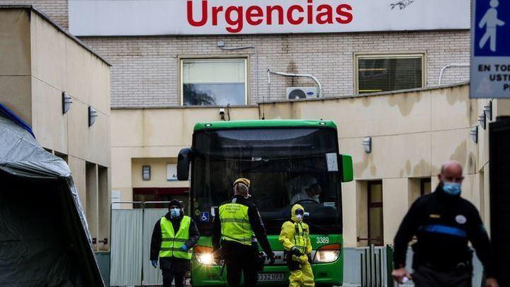 Continúa el repunte en la Comunidad de Madrid