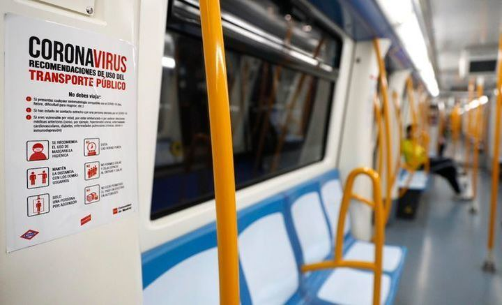Metro de Madrid prevé una pérdida de ingresos de 37 millones