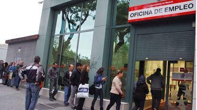 La Comunidad de Madrid suma 54.500 desempleados más en el segundo trimestre del año