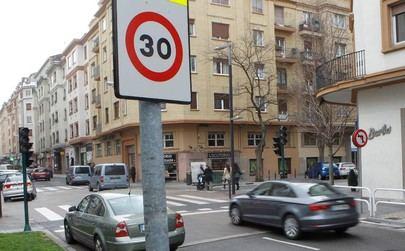 A 30 km/h en vías urbanas a partir del 11 de mayo, aunque con excepciones