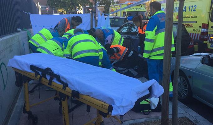 Un disparo acaba con la vida de un joven de 18 años en Alcobendas
