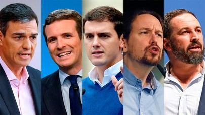 El 10 de Noviembre están convocados 144.839 electores en Alcobendas y San Sebastián de los Reyes