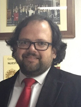 Imagen del concejal, Luis Miguel Torres