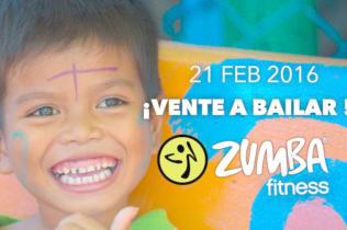 Tercera edición de Zumba solidario