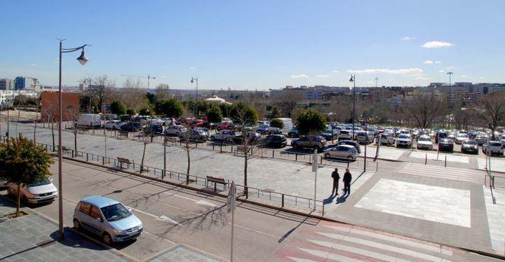 Peatonalización de calles, Reactiva Alcobendas