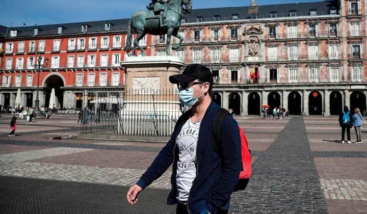 La Comunidad de Madrid no pasa de fase en la desescalada del COVID-19