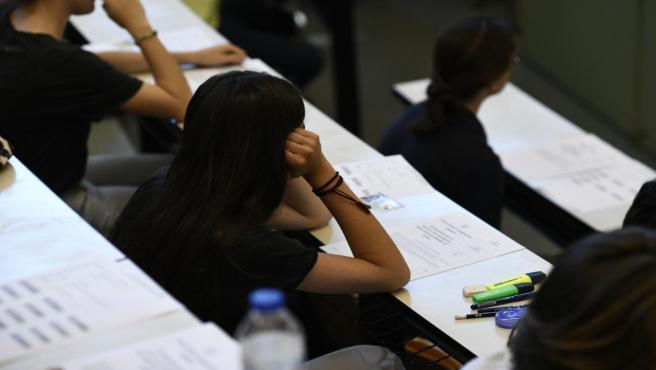 Educación no contempla extender el calendario escolar pero no descarta posponer la EvAU por el coronavirus