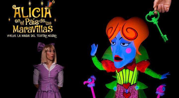 Alicia en el País de Las Maravillas de la compañía Iru Teatro llega a Alcobendas