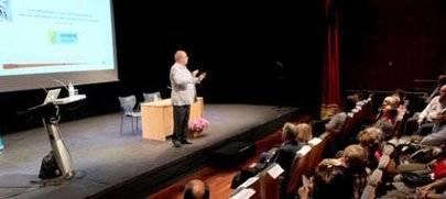 Conferencia 'El estigma de la enfermedad mental'