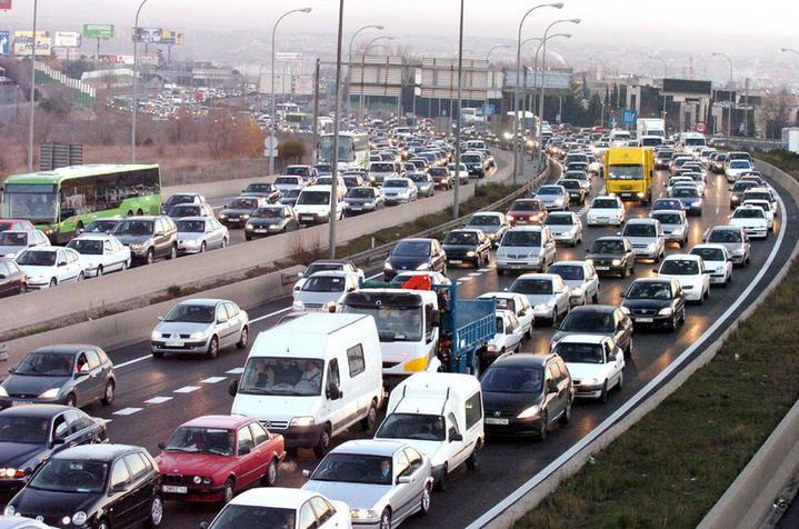 Muere un motorista de 39 años en la carretera de Colmenar