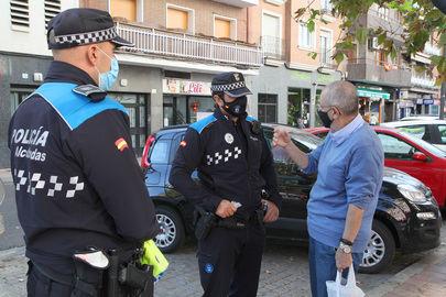 Policía Local unifica en un solo servicio sus unidades de trato con el ciudadano