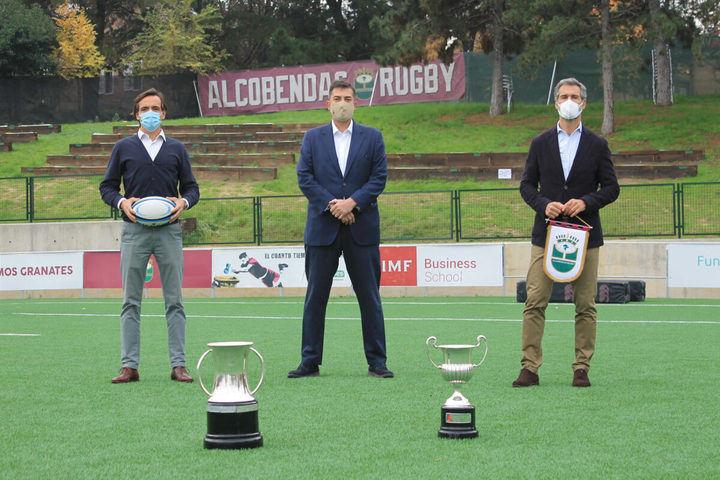 Enertis y Opengy nuevos patrocinadores para el Lexus Alcobendas Rugby
