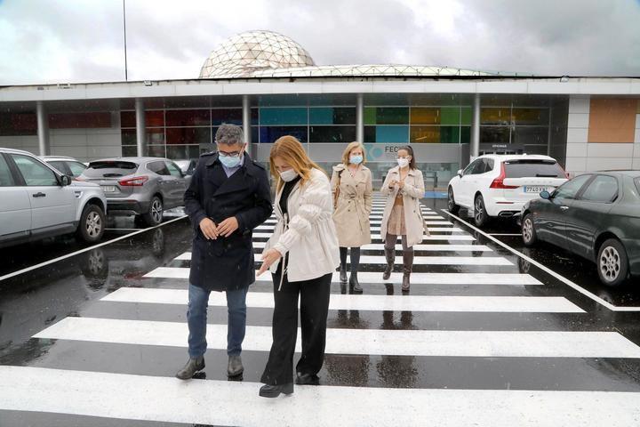 Alcobendas realiza una prueba piloto con asfaltado sostenible