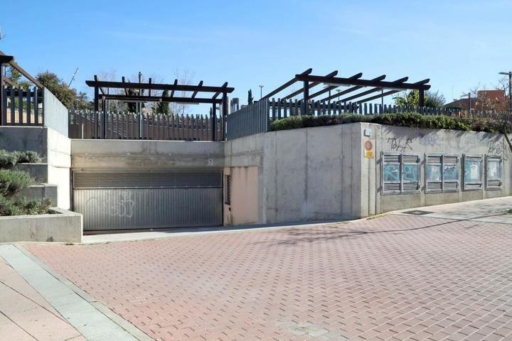 El aparcamiento subterráneo del Parque de Cataluña reduce sus tarifas