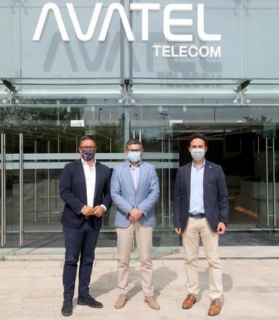 Avatel establece su sede central en Alcobendas