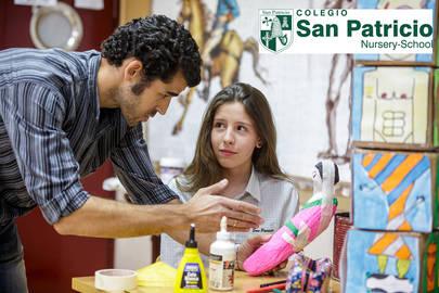 Bachillerato Artístico en el Colegio San Patricio