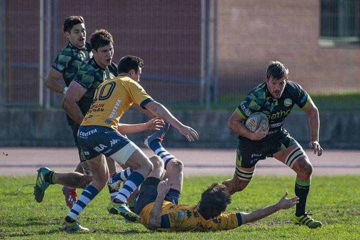 Niels Van de Ven apuntala la tercera línea de Alcobendas Rugby