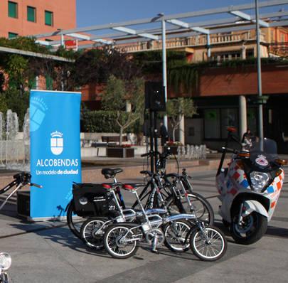 Actividades por la Semana Europea de la Movilidad en Alcobendas