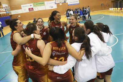 Otra decepción para las chicas del baloncesto Alcobendas