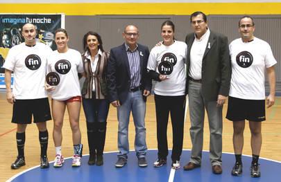 Tres clubes deportivos de Alcobendas se unen a la lucha contra la Violencia de Género