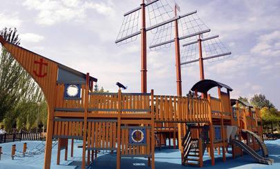 Los Parques Tem�ticos Infantiles de Alcobendas