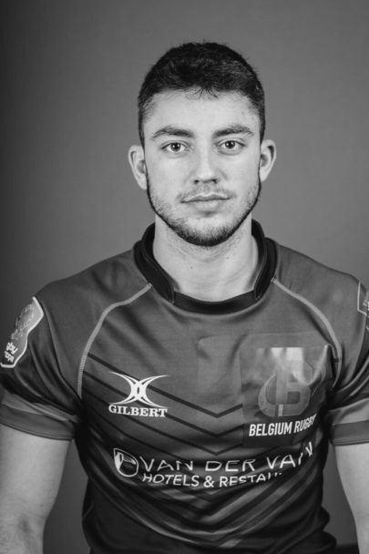 """El """"Diable Noir"""" Isaac Montoisy nuevo refuerzo de Alcobendas Rugby"""