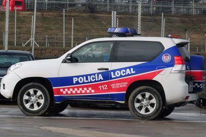 La Policía Local actúa en coordinación con la Policía Nacional en la detección de residuos biológicos sanitarios deficientemente almacenados