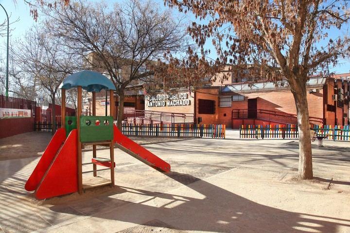 Inversión de 1.4 millones de euros para mejorar los colegios públicos de Alcobendas