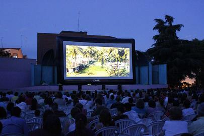 Cine de Verano gratuito en Alcobendas